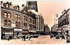 Blackpool, Street View