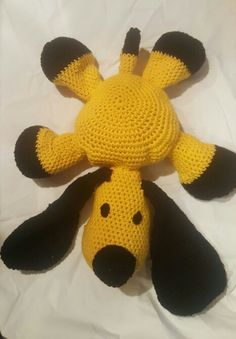 "16""Puppy dog toy. Etsy.com  selectme1"