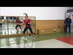 Agility trening for fencing - Part VII - YouTube