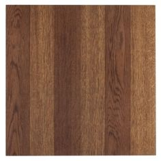Achim Nexus Medium Oak 12 in. x 12 in. Peel and Stick Plank Pattern Vinyl Tile sq./case), Medium Oak Plank-Look Peel And Stick Floor, Peel And Stick Vinyl, Laminate Flooring On Walls, Vinyl Flooring, Flooring Ideas, Floors, Vinyl Planks, Camper Flooring, Kitchen Flooring