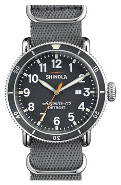 'The Runwell' Shinola Watch
