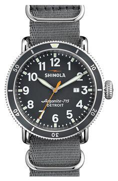 'The Runwell' Shinola Watch