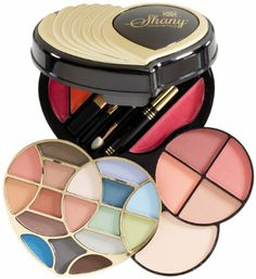 HEART MAKEUP GIFT SET:  SHANY Cosmetics All In One Heart Makeup Gift Set: Beauty