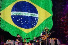 Coldplay in Brazil