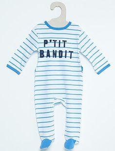 425ab5ed5 Pijama de algodón estampado Bebé niño a 9,00€ – Descubre nuestras  colecciones a