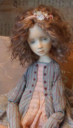 Купить Ия. Коллекционная авторская кукла. - кукла ручной работы, единственный экземпляр, кукла в подарок