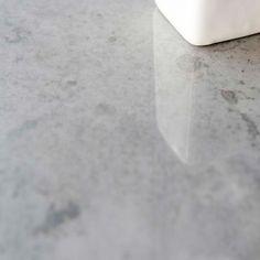 12mm neolith basalt grey ceramic worktop with draining for Ceramic arbeitsplatte