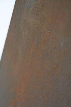 Rostoptik Saeule Linear Rosteffekt Gestaltung Hardwood Floors, Flooring, Sheet Pan, Crafts, Design, 1st Grades, Painting Contractors, Palette Knife, Hannover