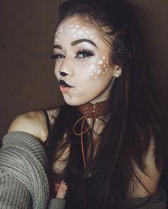"Polubienia: 12.3 tys., komentarze: 116 – Thalia Crawford (@thaliabree) na Instagramie: ""oh deer"""