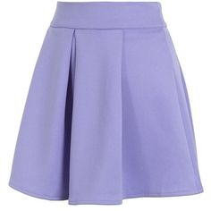Chicwish Cheering Purple Mini Skater Skirt ($28) ❤ liked on Polyvore featuring skirts, mini skirts, flared pleated skirt, mini skirt, chicwish skirt, pleated skirt and flared mini skirt