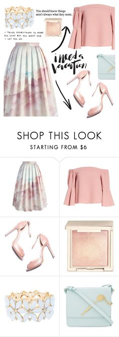 """""""237"""" by erohina-d ❤ liked on Polyvore featuring Chicwish, Topshop, Jouer, Charlotte Russe and Sophie Hulme"""