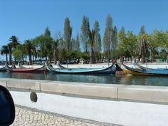 * Barcos Moliceiros *  Aveiro.