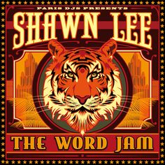 Artwork by Ben Hito Shawn Lee - The Word Jam (Digital Single, Paris DJs)
