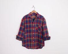 #vintage #maroon #plaid #shirt, #90s plaid shirt, 90s plaid #flannel shirt, 90s flannel shirt, plaid #oversize shirt, 90s shirt, 90s #grunge shirt, m l xl | #oversized #oversizeshirt #oversizedshirt #plaidshirt #vintageflannel #flannelshirt #90sgrunge #grungerevival #90srevival #vintageclothing #vintageclothes #vintagefashion #vintagestyle #fashion #style #trashyvintage #etsy #etsyvintage @Etsy $28.00