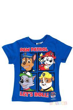 T-shirt Pat Patrouille bleu https://www.toluki.com/prod.php?id=935 #enfant #Toluki #PawPatrol
