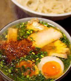 つけ麺(もりそば)