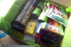 conscious box | ... Conscious Box offered to send me a sample of their November box of