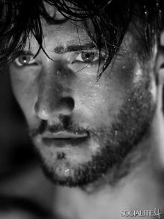 Male Model Alex Belli