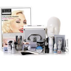 REESE ROBERT BEAUTY Professional Deluxe Eyelash Extend Kit