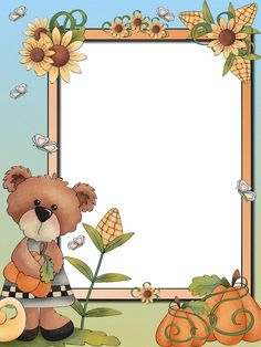 Flower Background Images, Flower Backgrounds, Page Boarders, School Border, Owl Clip Art, Printable Recipe Cards, Borders And Frames, Crafts For Kids To Make, Stationery Paper