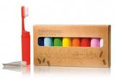 Colourful toothbrushes US $16