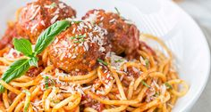 The 50 Most Delish Spaghettis  - CountryLiving.com
