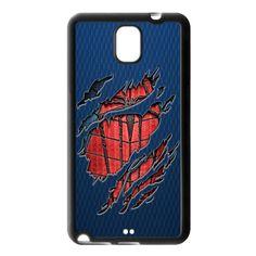 Amazing Spiderman peter parker torn tshirt Samsung Galaxy Note 3 case $16.50 #etsy #Accessories #Case #cover #CellPhone #GalaxyNote3 #GalaxyNote3case #Note3 #spiderman #peterparker #torntshirt #superhero #amazingspiderman #torntshirt