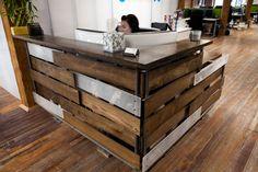 613 Best Reception Desk Design Images In 2019 Office