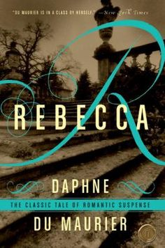 """""""The second Mrs. Maxim de Winter finds it difficult and frightening to live in the shadow of her predecessor, a situation that is exacerbated by her husband's moodiness, and the presence of sinister housekeeper, Mrs. Danvers."""""""