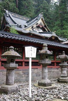 日光山二荒山神社  Nikko-san Futarasan-jinjya | von ELCAN KE-7A