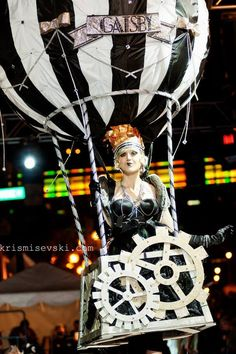 First Place Collection at HighBall Halloween\'s Costume Couture ...