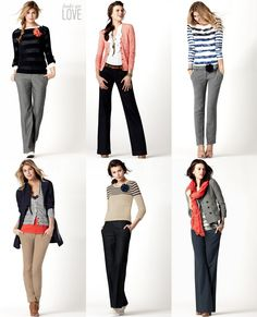 Chic looks- Easy to wear and put together.