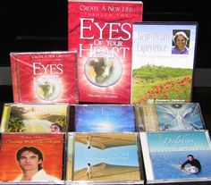 Entire Collection of 7 CDs Uplifting New Age Music + Book and DVD on NDE