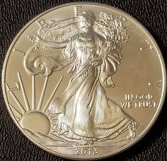 Silver Bull Greek Hero Atlas 1 oz .999 Silver BU Round USA Proof-Like Coin