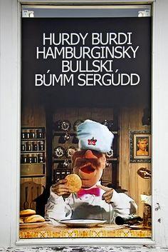 Swedish Chef the best chef in the worrrrldddd Haha Funny, Hilarious, Funny Stuff, 70th Birthday Parties, 2nd Birthday, Swedish Chef, Duck Art, Funny Times, Jim Henson