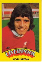 Kevin Keegan. Soon after this he succumbed to the scouse peer pressure and got a big perm.