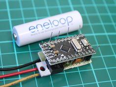 Arduino PWM solar charge controller circuit 4