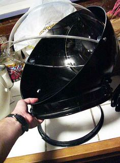"""Looking for """"Bubble"""" style space helmet"""