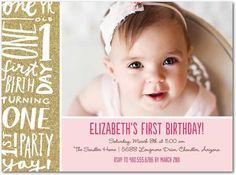 215 Best Babys First Birthday Images Baby First Birthday First