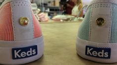 News Channel 8 did a great segment on Alaina Marie and the Keds collaboration