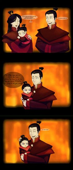 Baby Azula    Sweet by ~lady-voldything on deviantART