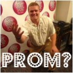 The cutest prom proposal - could you Imagine asking the biggest question of your HS career on the air in front of THOUSANDS?