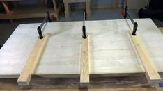 Extend the Length of Your Woodworking Clamps