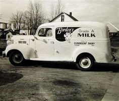 1957 milk truck - Google Search