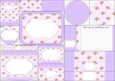 free-printable-shabby-chic-pink-and-lilac-kit1.jpg (768×543)
