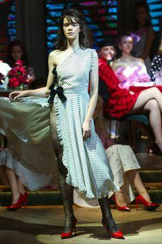 Marianna Senchina Kiev Spring 2018 Fashion Show Collection