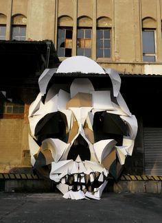 Clemens Behr, Big Skull: Postbahnhof, Berlin, 2011