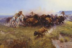 charles+m+russell | The Western Art of Charles M. Russell