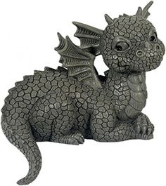 Love love love this... but they don't ship to Canada :( Ars-Bavaria Sitting Dragon Figure Garden Ornament Hantenh... https://www.amazon.co.uk/dp/B00SVP1C8A/ref=cm_sw_r_pi_dp_ApEDxbBH09B7P
