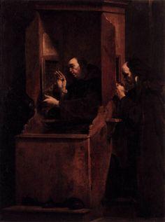 Repentance by Giuseppe Maria Crespi, 1712